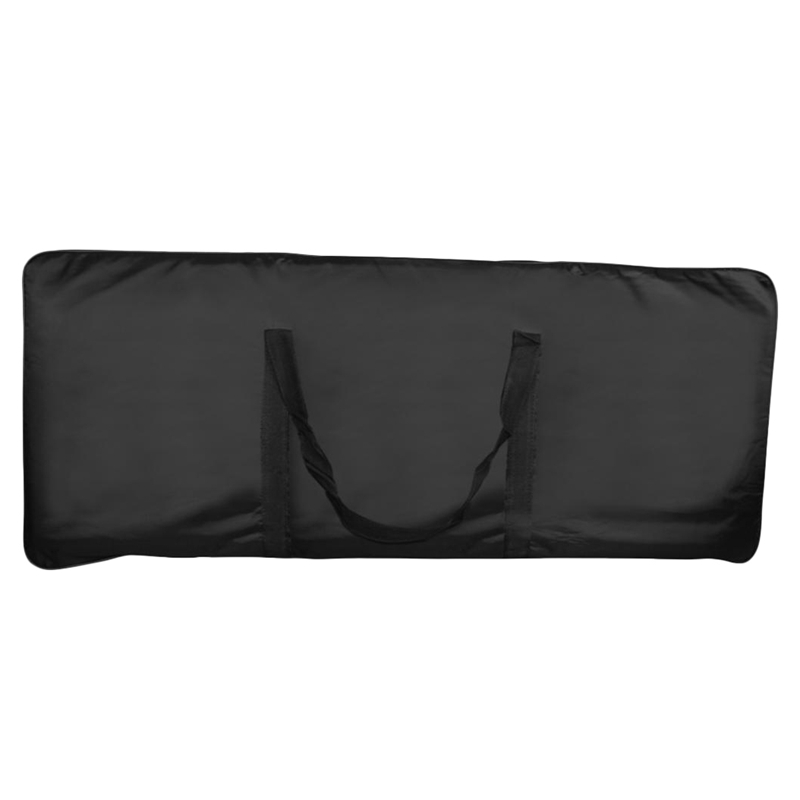 Portable Waterproof Oxford Fabric Electronic Organ Bag Case Cover For 76 Keys Keyboard Piano Musical Instruments Accessories