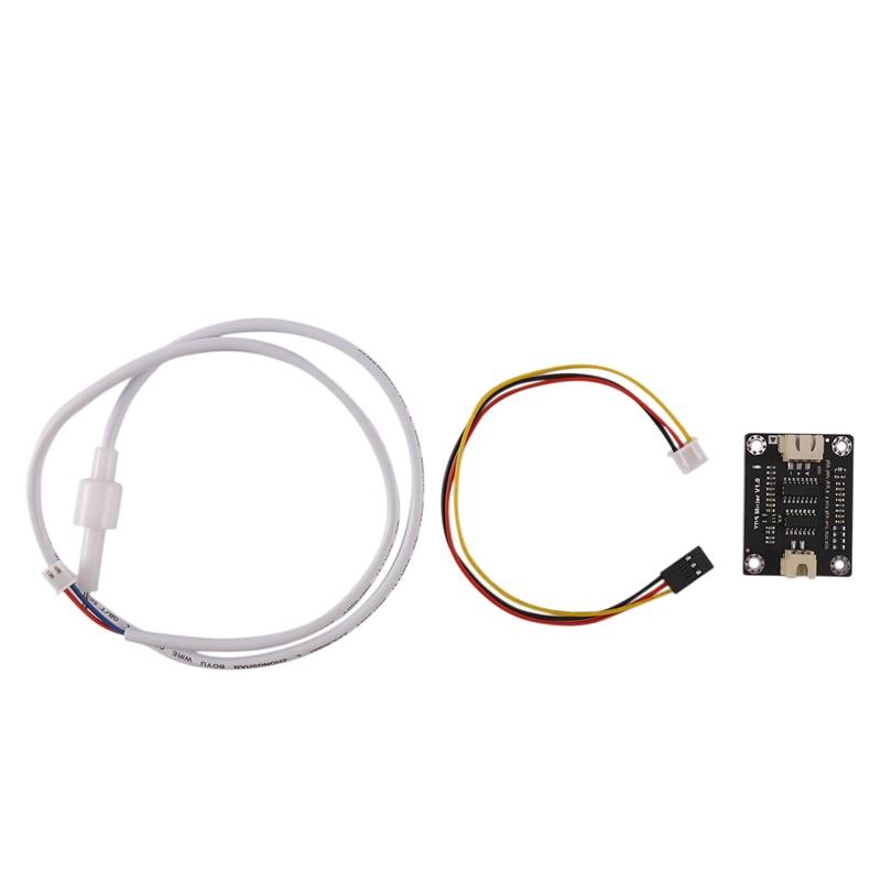 Tds analógico sensor de condutividade de água para arduinoliquid detecção módulo monitoramento qualidade da água diy tds em linha monit|Circuitos| |  - title=