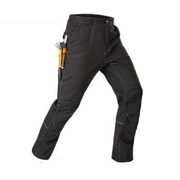 High Working pants functional Multi-pockets wear resistant dirty proof anti spark welding Suit anti Abrasion Anti-scald trousers