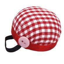 Sewing Tool Pin Bag Vintage Shaped Pin Needle Cushion Pincushion With Handle Cloth And Foam Pincushion