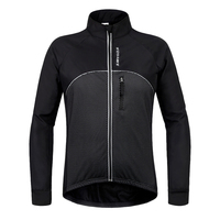 Windproof Cycling Jacket Men Women Riding Outdoor Sports Waterproof Clothing Polyester S M L XL XXL