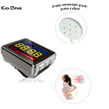 650nm Soft Red Light Cold Laser Pain Therapy Physiotherapy Rehabilitation Device rehabilitation household new pain device soft laser equipment