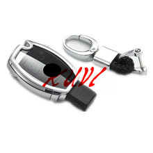 TPU Car Key Case Cover For Mercedes Benz W203 W210 W211 W124 W202 W204 W212 W176 AMG Accessories Keychain Holder Keyring цена 2017