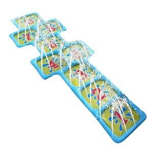 Toys Pools-Mat Play Water-Splash Yard Swimming Outdoor Kids Inflatable Fun Sprinkler-Mat