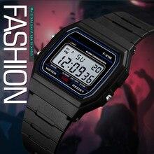 Роскошные брендовые модные часы Мужские Аналоговые Цифровые Военные Спортивные СВЕТОДИОДНЫЙ водонепроницаемые наручные часы Relogio Masculino Relojes Hombre
