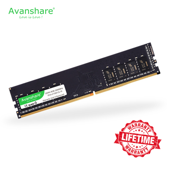 DDR4 RAM 4GB/8GB/16GB/32GB 2400MHZ/2666MHZ/3200MHZ PC DIMM 288pin Desktop Memory Support motherboard ddr4 memory by Avanshare kingston memory intel gaming memory ddr4 ram 8gb 4gb 2400mhz 16gb 1 2v 288 pin pc memory ram for desktop memory sticks