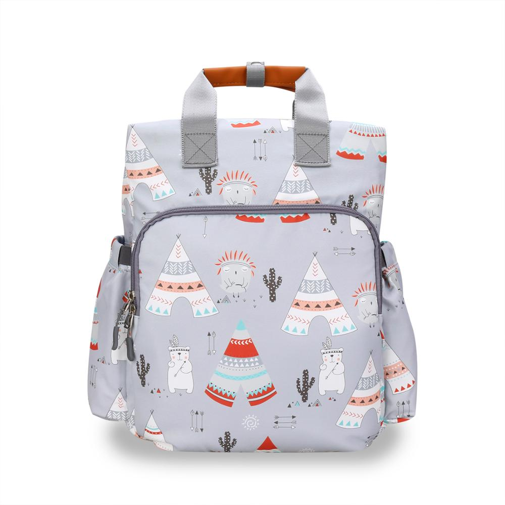 Alameda Diaper Backpack Bag Large Mummy Maternity Bag Travel Nappy Bag Organiser For Stroller Baby Care Outdoors