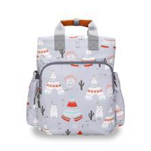 Alameda рюкзак для подгузников, большая сумка для мам, дорожная сумка для подгузников, органайзер для коляски, уход за ребенком на открытом воздухе