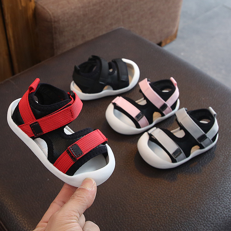 Baby Shoes Sandal Boy Girl Sneaker Soft Toddler Sandal Summer Beach Shoes Newborn Infant Baby Shoes Kid Casual Shoe Comfortable