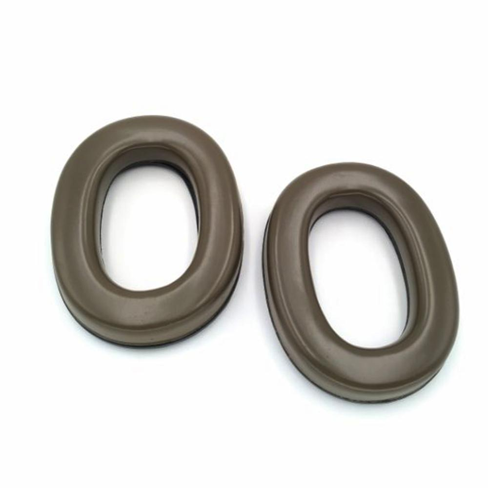 Headset Sponge Replacement Ear Cushion Tactical Headphones Earmuffs Fit Peltor Comtac Series Comtac I Ii Iii