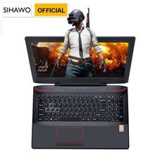 SIHAWO 16GB RAM 128GB SSD 17,3% 22 Core i7-7700HQ GTX1060 Dedicated Graphics Windows10 Game Laptop Backlit Keyboard Gaming Notebook