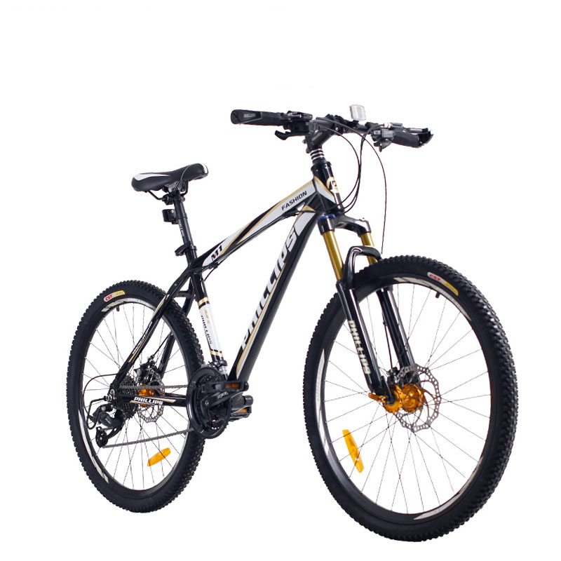 Mountain Bike 26 Inch 24 Speed Men And Women Outdoor Student Off Road Shock Absorption Adult Youth Bicycle