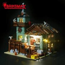 Светодиодный осветительный комплект briksmax для старого рыболовного