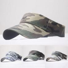 Ponytail-Hat Baseball-Cap Sunhat Camouflage Mountaineering Outdoor Top-Cap Top-Cap
