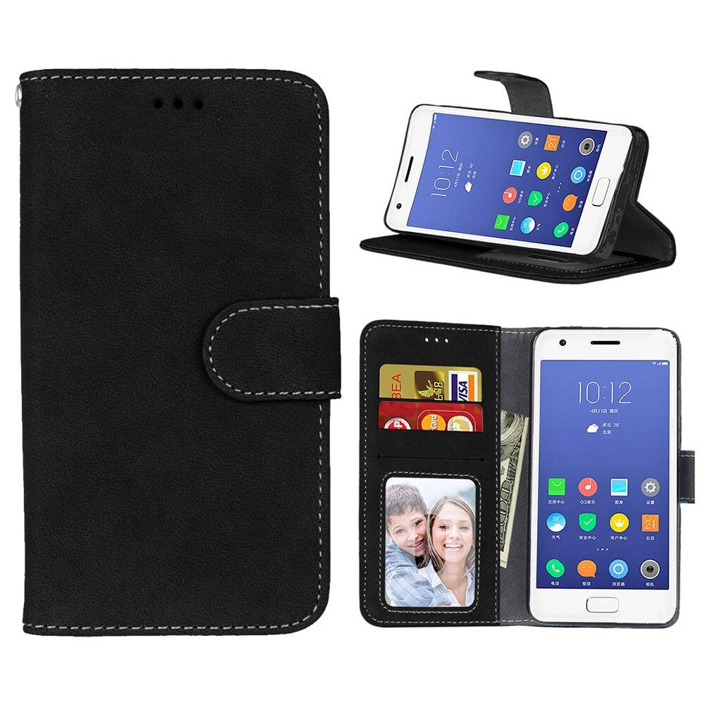 Wallet Pu Leather Coque Cover 5.0For Zuk Z2 Case For Lenovo Zuk Z2 Plus Pro Edge Rio Edition Z2151 Phone Back Coque Cover Case