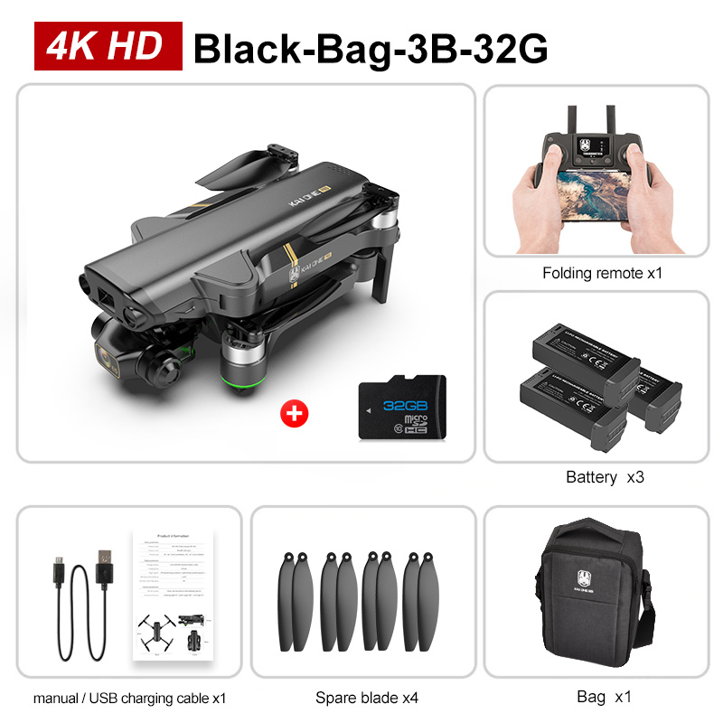 4K BackPack 3B 32G