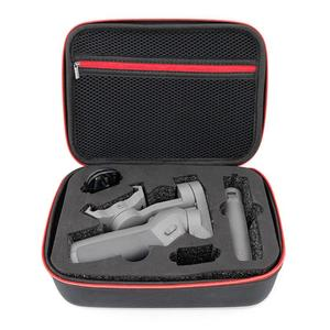Image 1 - נייד תיק נשיאה מגן ניילון PU אחסון שקית כף יד Gimbal אחסון תיבת לdji אוסמו נייד 3 אביזרים