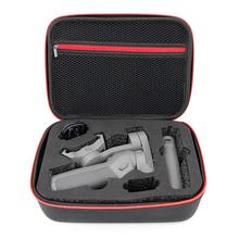 Étui de transport Portable en Nylon de protection sac de rangement en polyuréthane boîte de rangement à cardan Portable pour DJI OSMO Mobile 3 accessoires