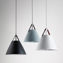 цена на Northern Europe Restaurant Chandelier Modern Minimalist Creative Macarons Chandelier Bedside Lamp Bar Counter Clothing Store Cof
