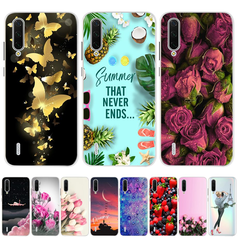 Case For <font><b>Xiaomi</b></font> <font><b>Mi</b></font> <font><b>A3</b></font> <font><b>Mi</b></font> CC9E Case Soft Silicone Bumper Funda TPU Protector Back <font><b>Cover</b></font> For <font><b>Xiaomi</b></font> MiA3 <font><b>Mi</b></font> CC 9E Phone Case Capas image