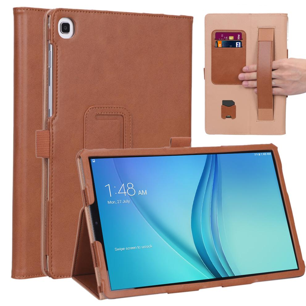 Magnetic Smart Leather Case For Samsung Galaxy Tab S5e SM-T720 T725 10.5\ Tablet Cover Funda For Tab S5e Case+Pen image