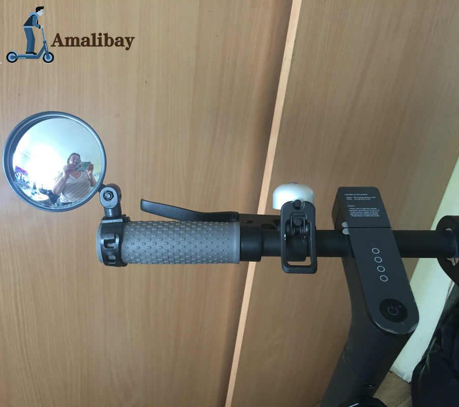 Scooter elettrico Retrovisore Specchio per Xiaomi Norma Mijia M365 e M365 Pro Scooter Posteriore Specchio Vista Posteriore per Ninebot ES1 ES2 qicycle EF1