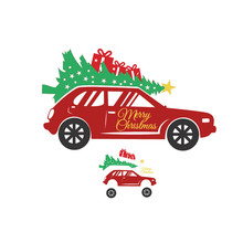 GJCrafts Car Christmas Tree Dies Metal Cutting New 2019 for Card Making Scrapbooking Embossing Cuts Stencil Craft