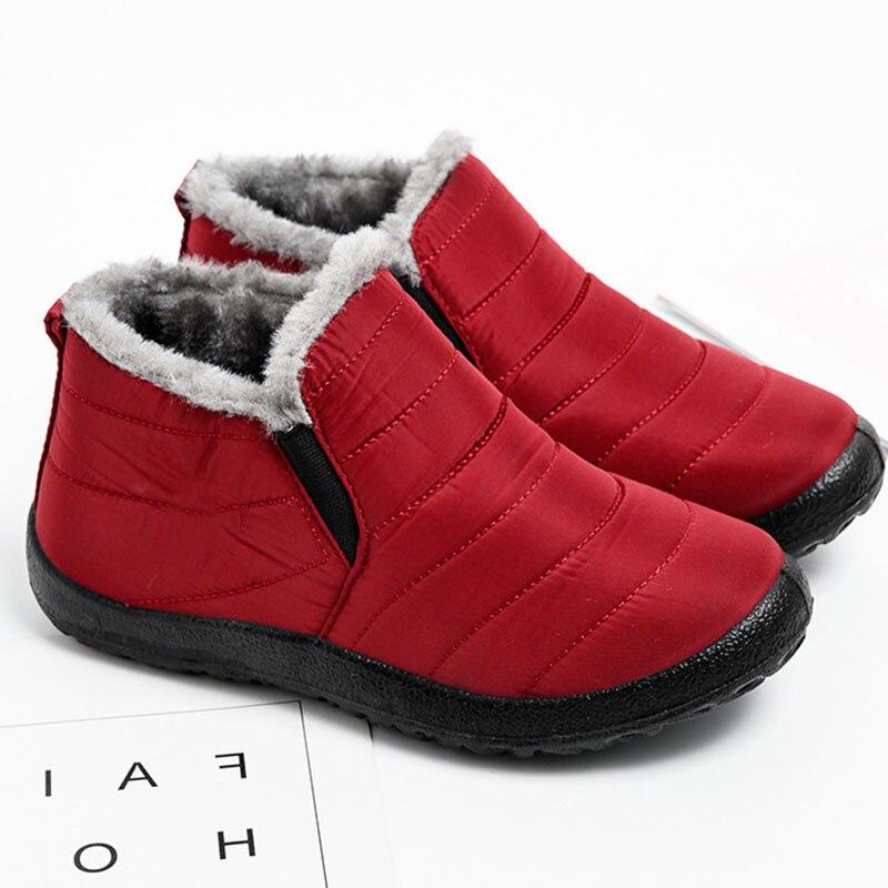 Woman Sneakers Winter Women Vulcanize Shoes Waterproof Women Sneakers Casual Shoes Chunky Sneakers Platform Loafer Plus