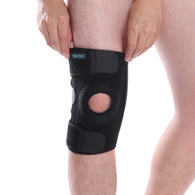 Sport Knee Pads Silica Gel Basketball Soccer Kneepad Support Brace Sports Guard Protector Outdoor For Running Gym