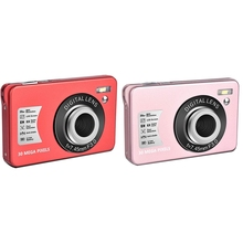 HD 1080P Digital Camera 30 MP Mini 2.7 Inch LCD Screen Camera with 8X Digital Zoom,Compact Cameras for Adult,Teens