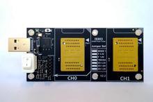 Control maestro IS903 Nand flash adaptador TSOP48 LGA52 LGA60 BAG100 BGA108 BGA 152 BGA132 BGA316 BGA136 BGA272 IC conector de prueba