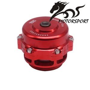 Image 3 - Высококачественный выпускной клапан 50 мм с ЧПУ BOV подлинный с v образным фланцем с логотипом