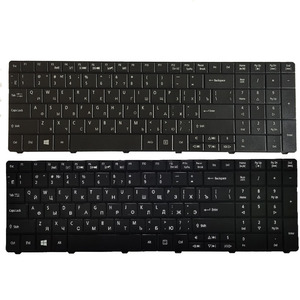 New Russian laptop keyboard for Acer aspire E1-571 E1-571G E1 E1-521 E1-531 E1-531G TM8571 MP-09G33SU-698 PK130DQ2A04 RU