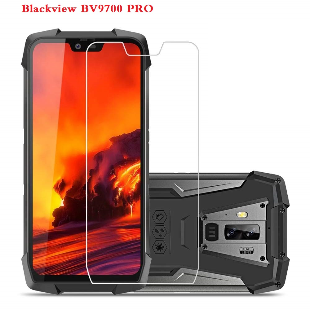 Tempered Glass For Blackview BV9700 PRO GLASS Explosion-proof Protective Screen Protector For BV9700 PRO Phone Film