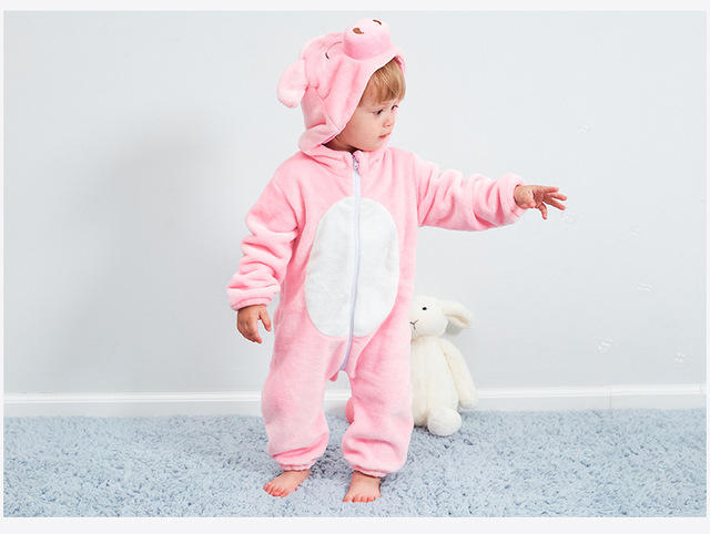 Hoodie Boy Animal Costumes