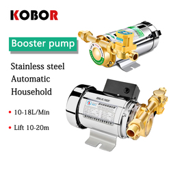 hot water and cold water for home Mute booster pumps in water pipes/water heaters Used to Increase water flow