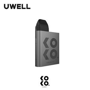 Image 4 - UWELL Caliburn KOKO Pod System 11W 520 mAh Battery 2 ML Refillable Cartridge Compact and Portable Vape Kit