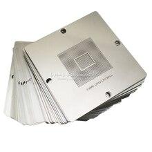 184 шт./компл. 90 Универсальный BGA трафареты для исправления дефектов пайки BGA инструменты для игровой консоли PS3 Процессор PS4 GPU xbox CXD WII