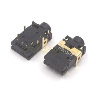 2pcs New For Acer Aspire 8930 8930G 3100 3680 5580 3260 Audio Jack Headphone Port Connector Socket Laptop Motherboard nokotion for acer aspire 5742 5733 5742z 5733z laptop motherboard mbrjy02002 pew71 la 6582p hm55 uma ddr3