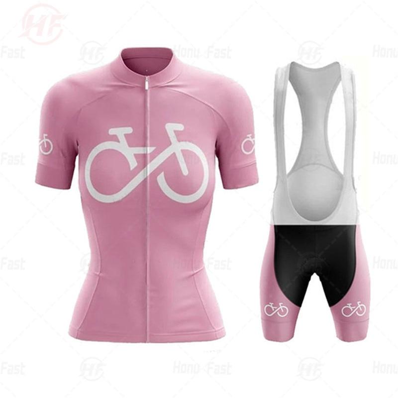 Женская велосипедная Джерси, новинка 2021, модная дышащая быстросохнущая одежда для езды на велосипеде с коротким рукавом, одежда для езды на ...