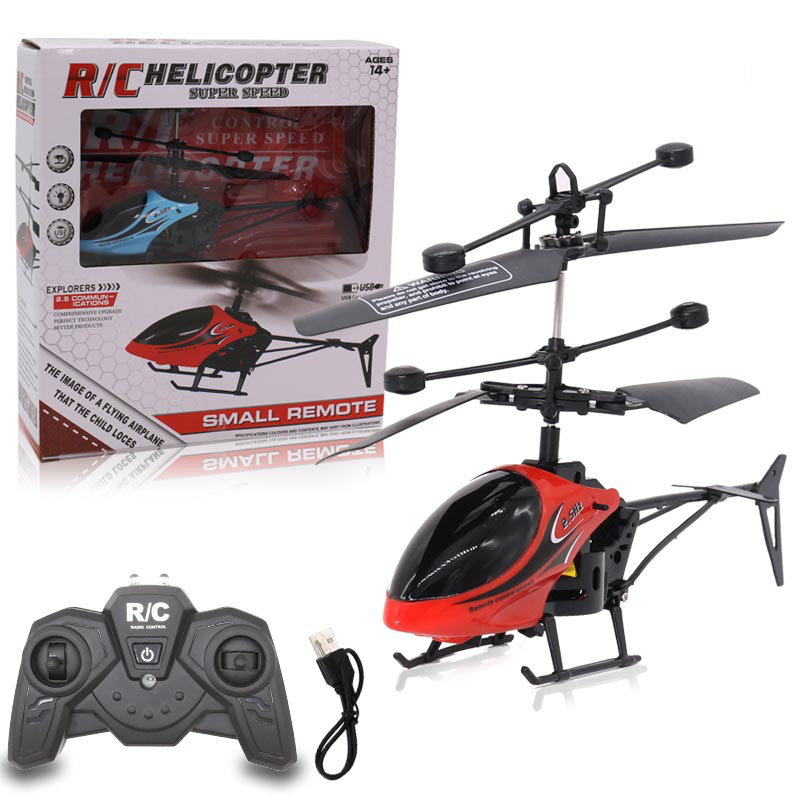 810 2CH  Remote Control Helicopter Funny Suspension Dron Aircraft Suspension Toy Gift Hot Sale Birthday Gift Toys