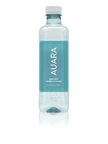 AUARA Mineralwasser Natürliche Solidarität 500 Ml, Packung Mit 12 Stück