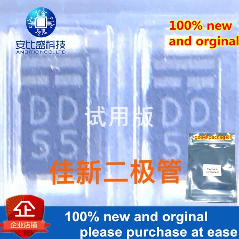 30pcs 100% New And Orginal SD863-10 3A100V Schottky Diode SMAF Silkscreen DD  In Stock
