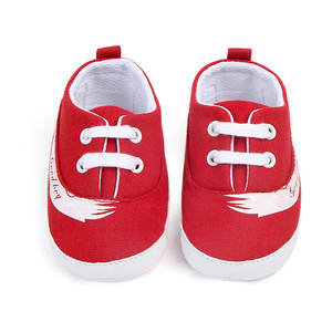 Baby Shoes Soft-Footwear Newborns Boys Moccasins Crib Sole Canvas Infant Toddler Babies