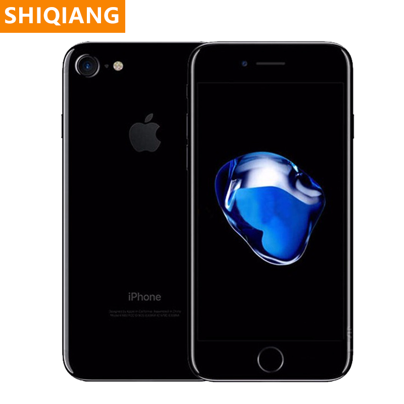 Apple iPhone 7 Used Unlocked Original Quad-core Mobile phone 12.0MP Rear camera Smartphone 32G/128G/256G Rom 4G LTE Cell Phones