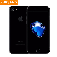 Apple iPhone 7 Used Unlocked Original Quad core Mobile phone 12.0MP Rear camera Smartphone 32G/128G/256G Rom 4G LTE Cell Phones