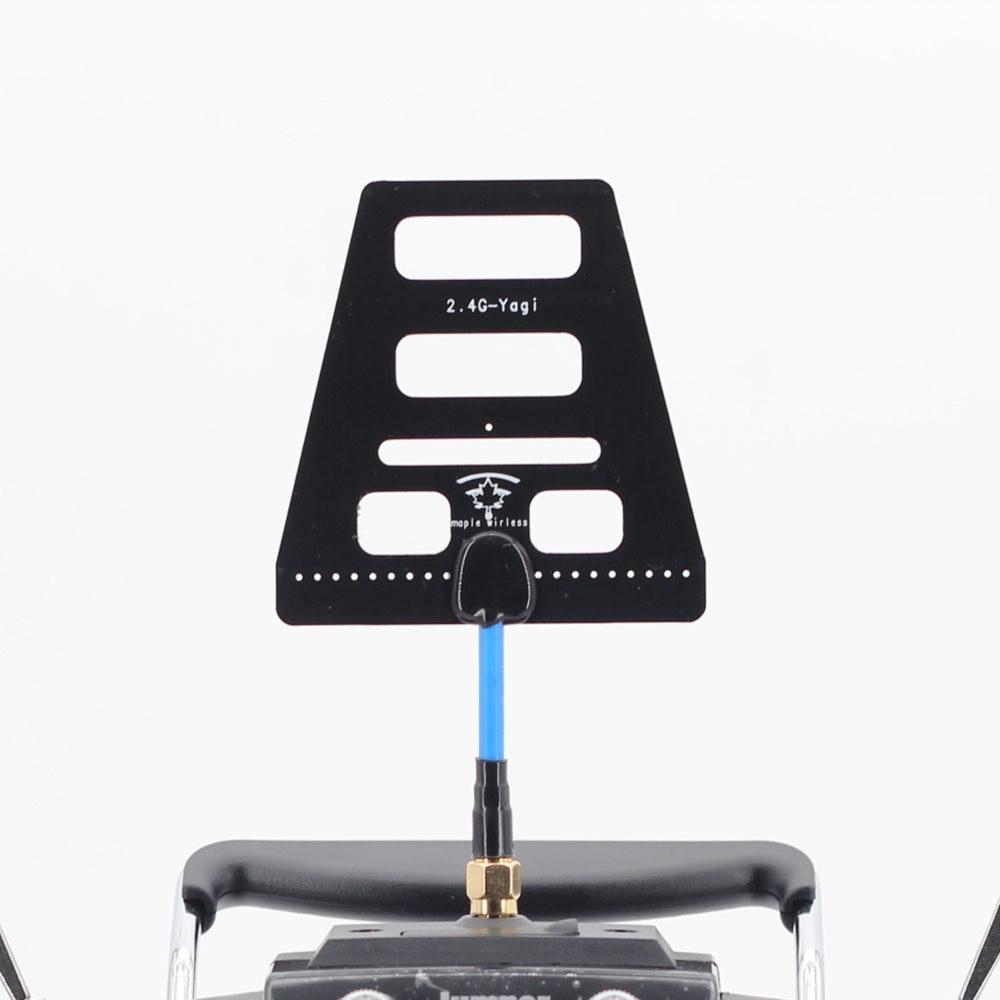 2.4G Long Range Transmitter YAGI Antenna For FRSKY X9D PLUS SE XLITE JUMPER T16 Remote Controller Transmitter
