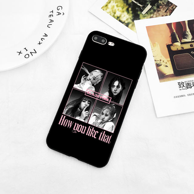 BLACKPINK THEMED HUAWEI PHONE CASE (11 VARIAN)