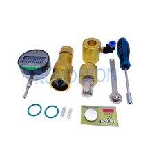 Dizel servis atölyesi yüksek basınçlı enjektör onarım sökme ölçme araçları Caterpillar CAT 320D 326 4700 32F61 00062