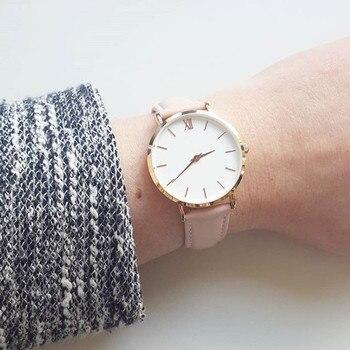 שעון אפנתי טרנדי מקורי לאישה